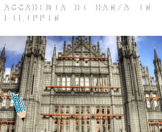 Accademia di danza in  Filippine